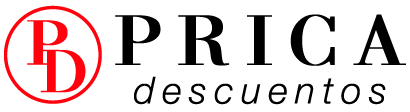 Logo - pricadescuentos.com