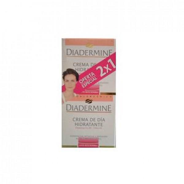 Diadermine crema de dia hidratante nutritiva 2x1
