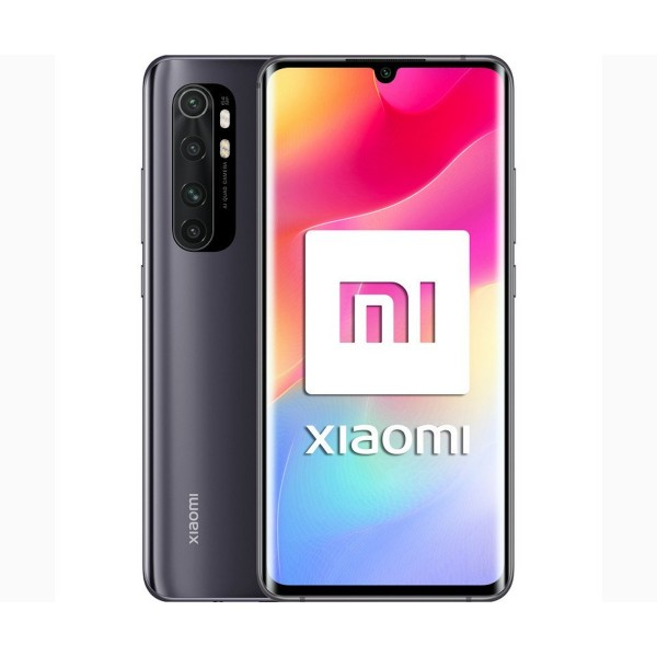 Xiaomi mi note 10 negro móvil 4g dual sim 6.47'' fhd+ octacore 128gb 6gb ram pentacam 108mp selfies 32mp