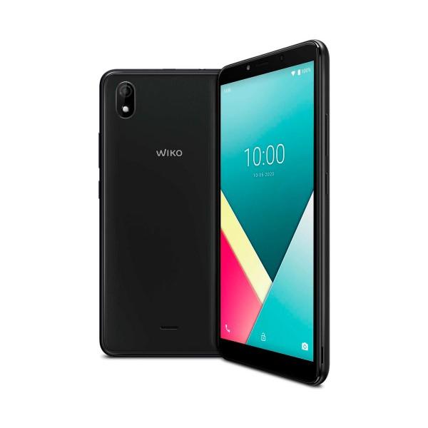 Wiko y61 gris móvil 4g dual sim 5.99'' fwvga+ quadcore 16gb 1gb ram cam 8mp selfies 5mp