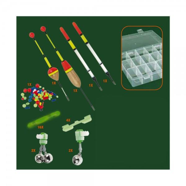 kit para pesca nocturna 29 piezas