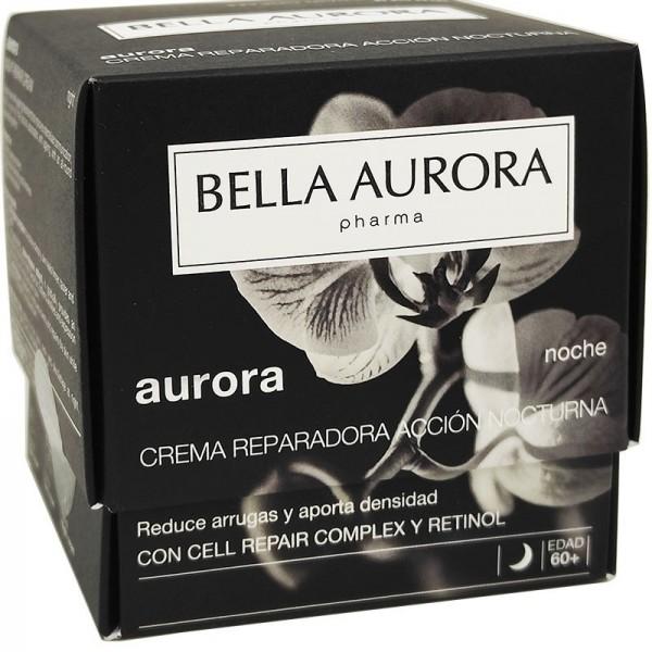 BELLA AURORA CREMA REPARADORA ACCION NOCTURNA 50 ML