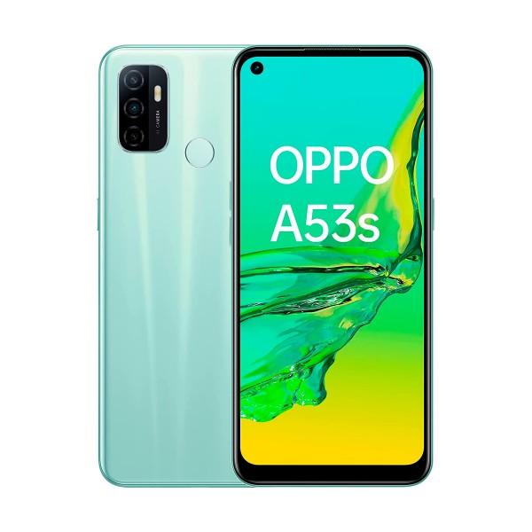 "Oppo a53s verde (mint cream) 4+128gb / 6.5"" 90hz / dual sim"